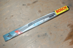 Wiper blades, Bosch Aero Twin (smart 450 only)