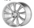 "RS 8, 19"" Light alloy wheel, Silver"