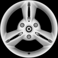 3-Spoke Alloy
