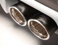 BRABUS sports exhaust system for 45 kW and 52 kW