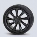 "RS 8, 19"" Light alloy wheel, Black"