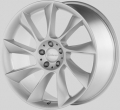 "RS8, 19"" Light Alloy Wheel - Silver"