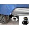 Exhaust Tip, Oval