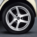 "16"" Triline alloy wheel set"