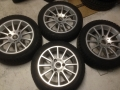 Used 451 Winter Wheel set