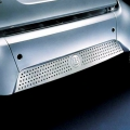 Brabus Rear Valence series exhaust