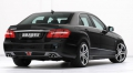 Brabus W212 Rear Add On Diffuser for Sport Package