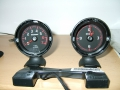 BRABUS black gauges
