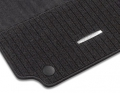 CLASSIC rep floor mats, LHD, complete set, black