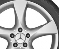 5-spoke wheel (Rear axle)