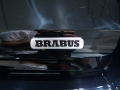 BRABUS Name Plate at rear panel door