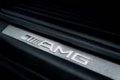 AMG door sill panels, not illuminated (brushed stainless steel, set of 4, long wheelbase)