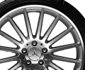 "19"" multi-spoke wheel 