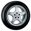 "AMG light-alloy wheel, 17"" Style III"