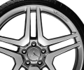 "20"" twin-spoke wheel 