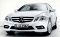AMG front apron with LED daytime driving lights, All Models with headlamp cleaning system, with PARKTRONIC