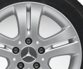 5-double-spoke light-alloy wheel