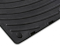 All-season floor mats (short wheelbase) (complete set, black)