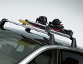 "New Alustyle ""Easy-Fix"" ski and snowboard rack"