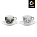 Expresso cups, set of 2.