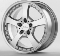 "LM5, 18"" Alloy Light Wheel"