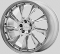 "LM 6, 19""  two-piece rim polished"