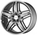 RS9 one-piece rim polished