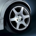 "Brabus Monobloc-A 16"" wheel package"