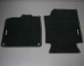 Floor mats set with Logo
