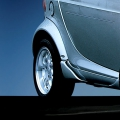 Brabus Rear Side Flaps - Cabrio
