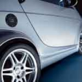 Brabus Full Side Skirt-Cabrio